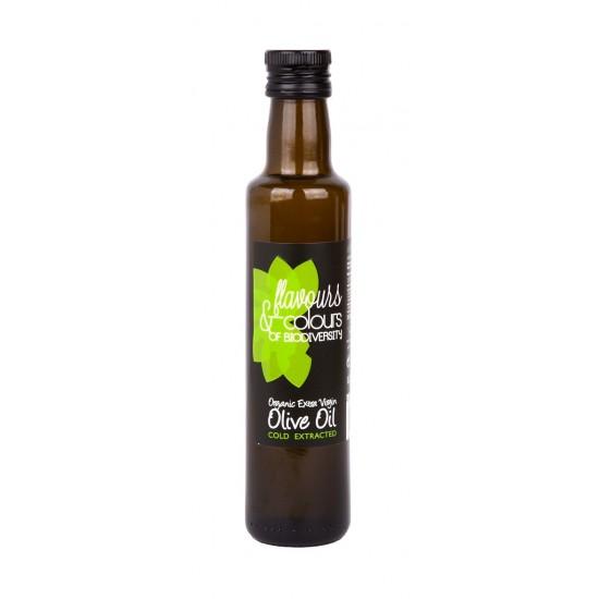 OLIWA Z OLIWEK EXTRA VIRGIN BIO 250 ml (FLAVOURS & COLOURS) - ALMAZARA RIOJANA