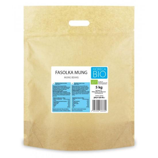 FASOLKA MUNG BIO 5 kg - HORECA