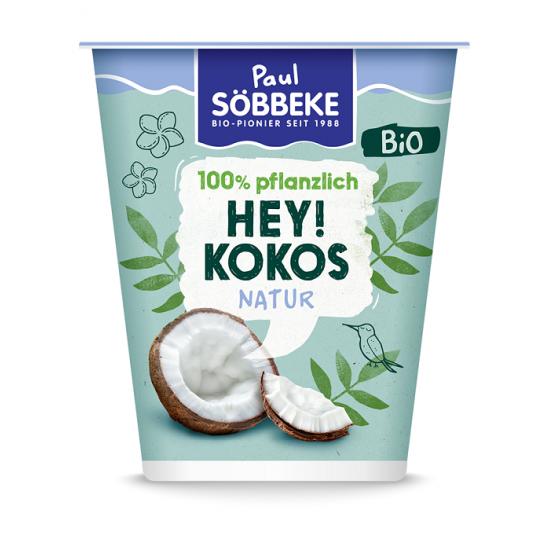 DESER KOKOSOWY NATURALNY BIO 350 g - SOBBEKE