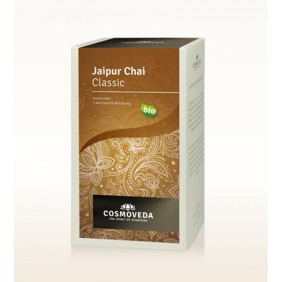 HERBATKA KLASYCZNA CHAI (JAIPUR CHAI) BIO (20 x 1,5 g) 30 g - COSMOVEDA