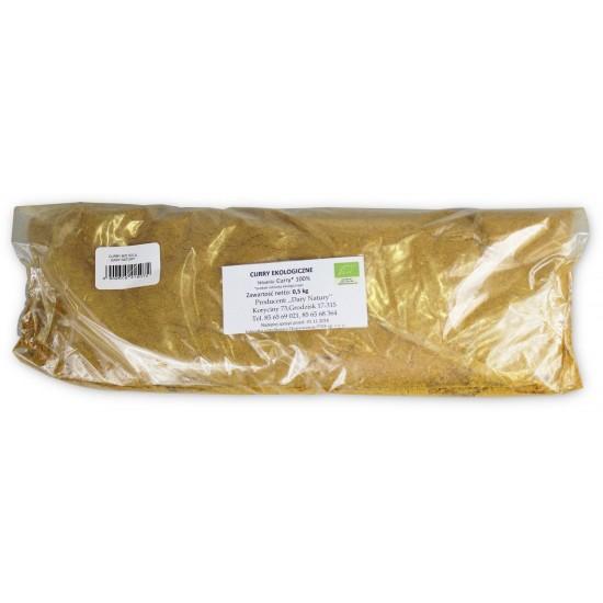 CURRY BIO 500 g - HORECA (DARY NATURY)