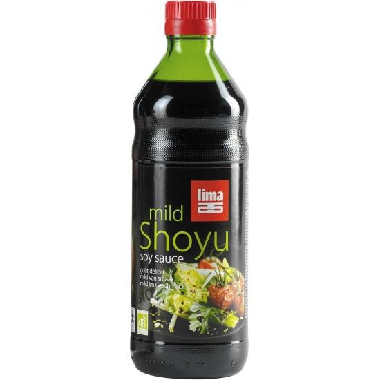 SOS SOJOWY SHOYU ŁAGODNY BIO 500 ml - LIMA