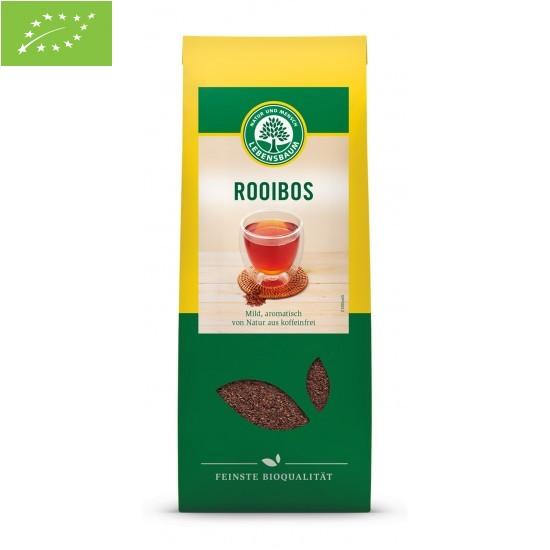 HERBATKA ROOIBOS CLASSIC LIŚCIASTA BIO 100 g - LEBENSBAUM