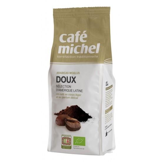 KAWA MIELONA ARABICA 100% FAIR TRADE BIO 250 g - CAFE MICHEL
