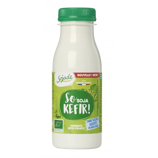 PRODUKT SOJOWY FERMENTOWANY NATURALNY BIO 250 ml - SOJADE
