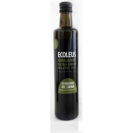 OLIWA Z OLIWEK EXTRA VIRGIN BIO 500 ml (ECOLEUS) - ALMAZARA RIOJANA