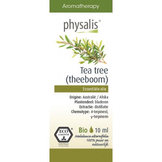 OLEJEK ETERYCZNY DRZEWO HERBACIANE (TEA TREE) EKO 10 ml - PHYSALIS