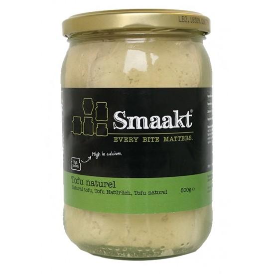 TOFU W ZALEWIE BIO 500 g (250 g) - SMAAKT