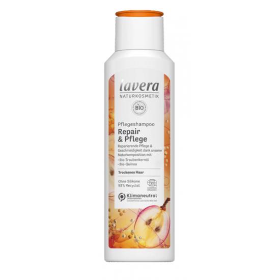 Szampon do włosów przesuszonych 250 ml – LAVERA