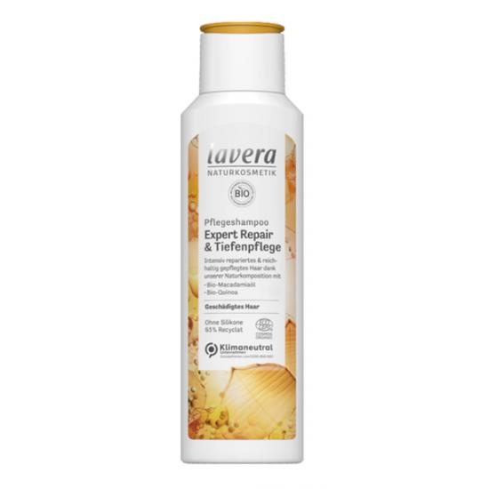 Szampon do włosów zniszczonych 250ml – LAVERA