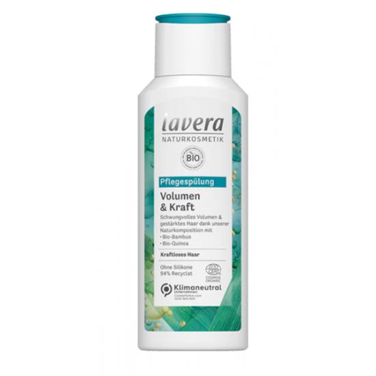 Odżywka wzmacniająca do włosów bio-bambus i bio-quinoa 200ml – LAVERA