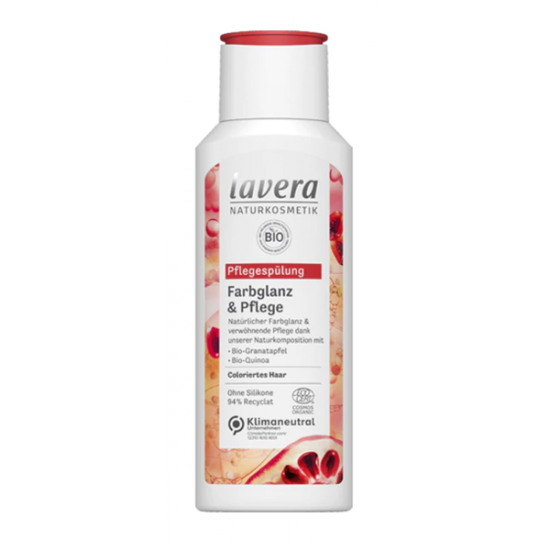 Odżywka do włosów farbowanych bio-granat i bio-quinoa 200ml – LAVERA