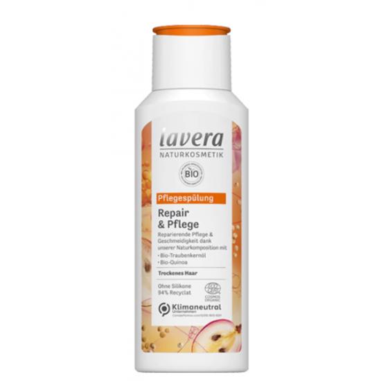 Odżywka do włosów przesuszonych bio-olej z pestek winogron i bio-quinoa 200ml – LAVERA