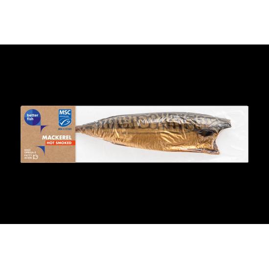 MAKRELA WĘDZONA (ok. 0,33 kg) - BETTER FISH