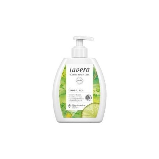 Mydło w płynie odświeżające z limetką i trawą cytrynową 250ml – LAVERA