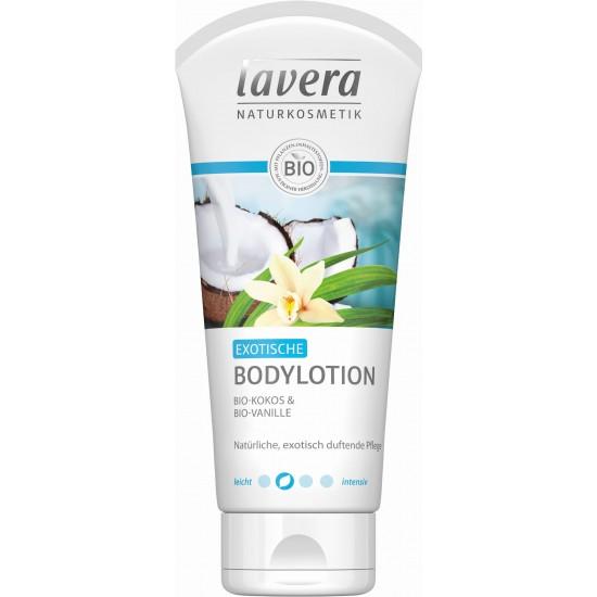 Balsam do ciała z bio-wanilią i bio-kokosem 200 ml – LAVERA