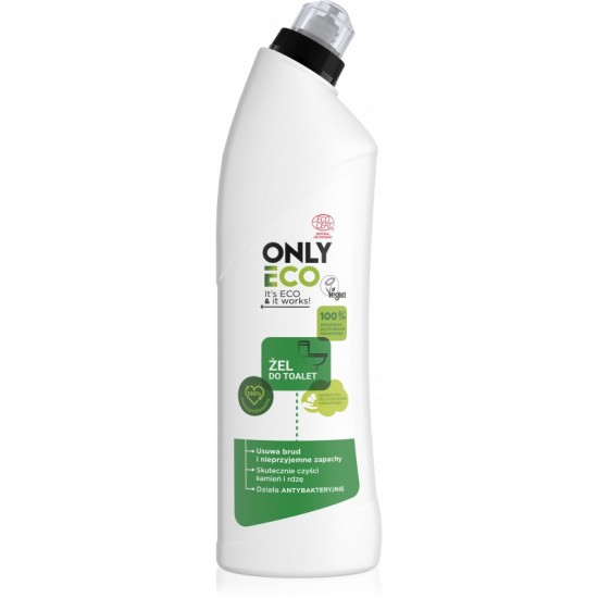 ŻEL DO TOALET ECO 750 ml - ONLY ECO